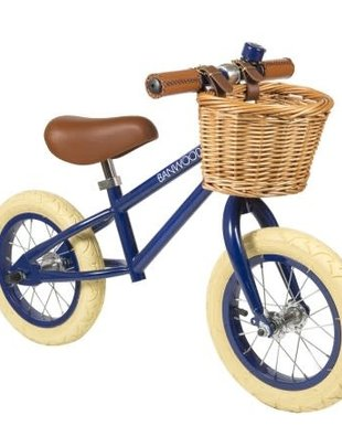 Banwood Banwood First Go Loopfiets Navy Blue