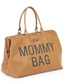 Childhome Childhome Mommy Bag Leatherlook Bruin