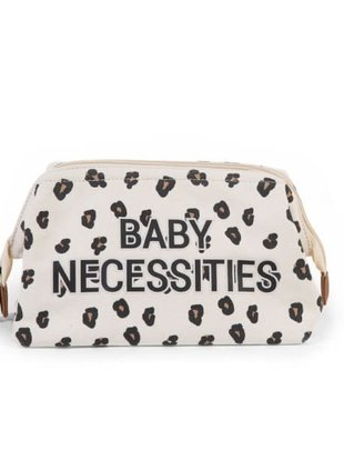 Childhome Childhome Baby Necessities Toilettas - Leopard