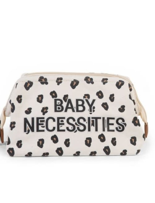 Childhome Childhome Baby Neccessities Leopard