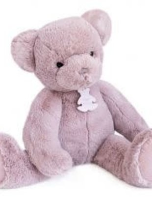 Histoire d'Ours Histoire D'ours Teddybeer Roze, Taupe & Ecru 15 cm