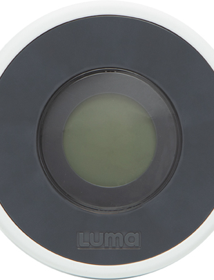 Luma Luma Digitale Badthermometer Dark Grey