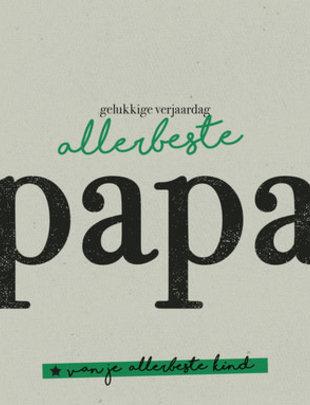 Leuke Kaartjes Leuke Kaartjes Gelukkige Verjaardag Allerbeste Papa