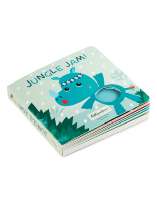 Lilliputiens Lilliputiens Voelboek met geluiden
