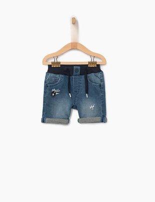 IKKS IKKS short Stone blue voor jongens