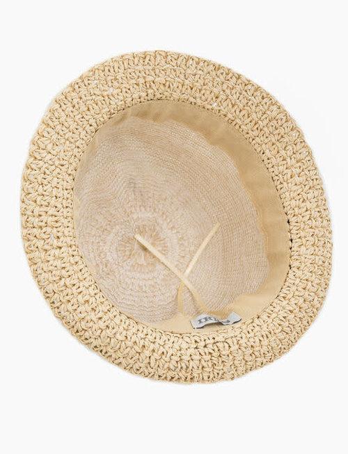 IKKS IKKS hoed Beige met Strobanden voor jongens
