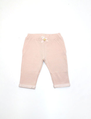 Liu Jo Liu Jo Broek Lovely Pink Satin