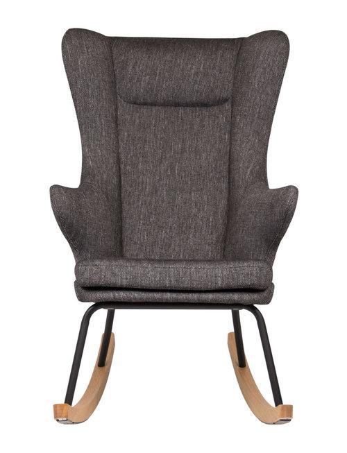 Quax Quax Rocking Chair de Luxe Adults Black