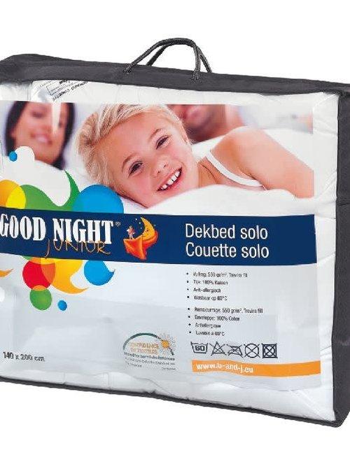 Good Night Good Night Junior Dekbed Solo 140 X 200 cm