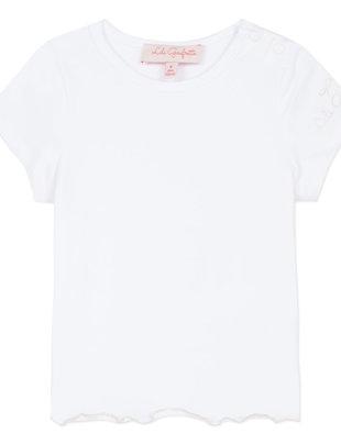Lili Gaufrette Lili Gaufrette T-shirt Gatos Wit