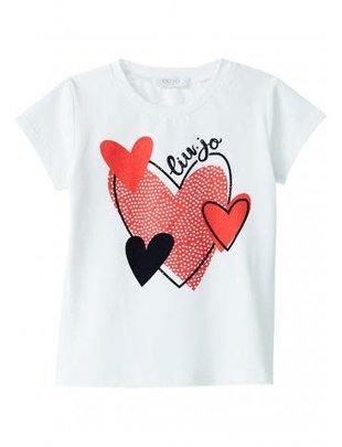 Liu Jo Liu Jo T-shirt Hartjes