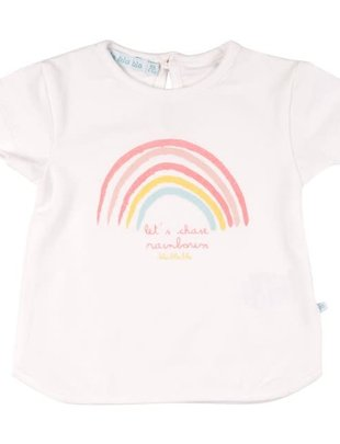 Bla Bla Bla Bla Bla Bla T-shirt Let's Chase Rainbows