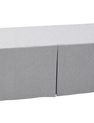 First First Endless Grey Bedrok L140 x W160