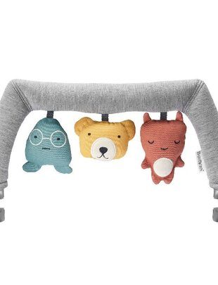 Babybjorn Babybjorn Soft Toy voor Balance Soft Cozy Friends