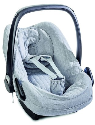 First First Endless Grey Hoes Voor Maxi Cosi Pebble