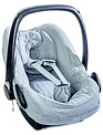 First First Hoes Voor Maxi Cosi Pebble Endless Grey