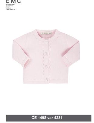 EMC EMC Gilet Voor Meisjes Roze
