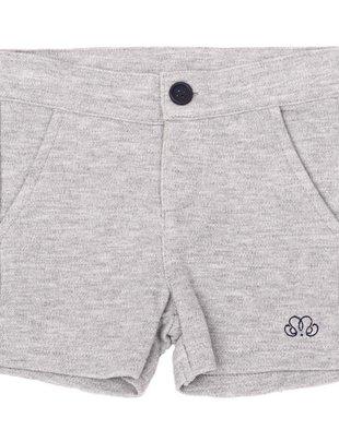 Natini Natini Short Comfy Grey Voor Jongens