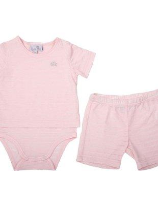 Natini Natini Pyjama Pink Voor Meisjes