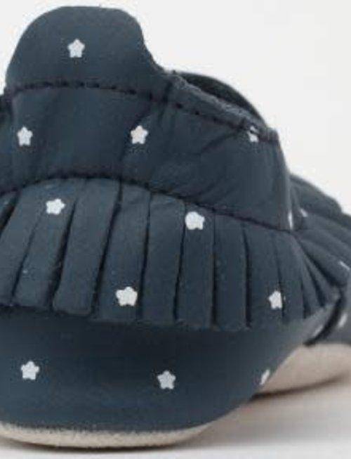 Boxus Bobux Soft Sole Navy Twinkle Voor Meisjes