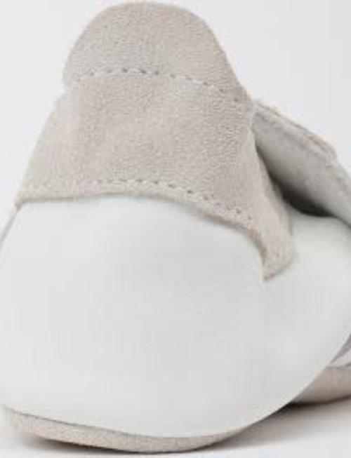 Bobux Soft Soles White Sport Classic Voor Jongens