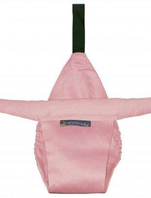Minimonkey Minimonkey Stoelverhoger Pink
