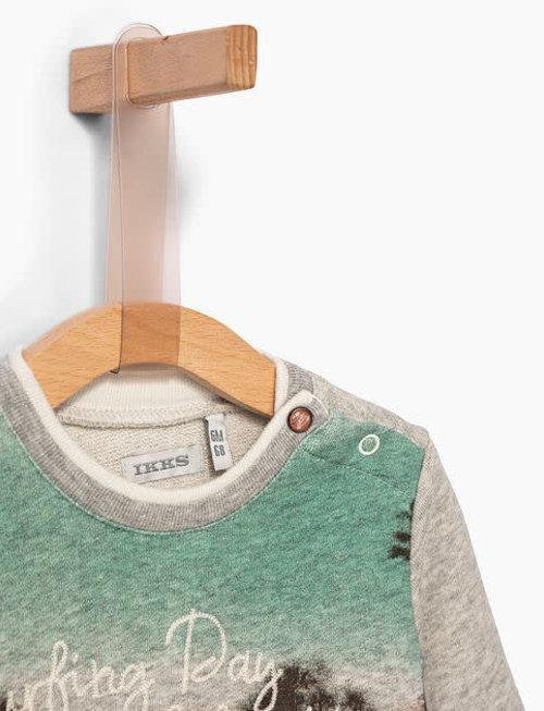 IKKS Ikks Sweater Met Borduusel Voor Jongens