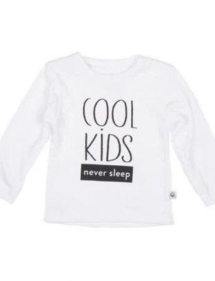 Wooden Buttons Wooden Buttons T-shirt Cool Kids
