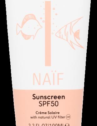 Naïf Naïf Zonnebrandcrème SPF50 100 ml