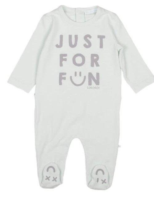 Bla Bla Bla Bla Bla Bla Pyjama Just For Fun