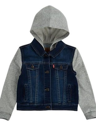 Levi's Levi's Denim Jacket Indigo Dust