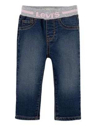 Levi's Levi's Jeans Girls Pull On Skinny Fit Pink
