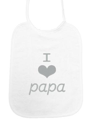 Little Me Little Me Slab I Love Papa