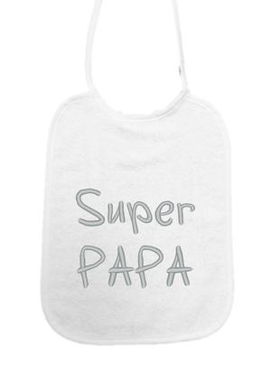 Little Me Little Me Slab Super Papa