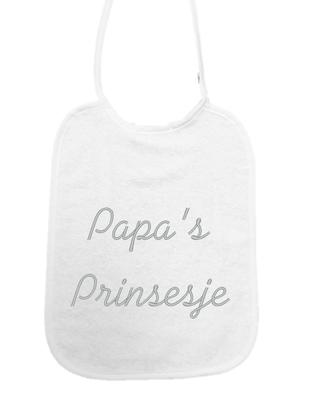 """Little Me Little Me Slab """"Papa's Prinsesje"""""""
