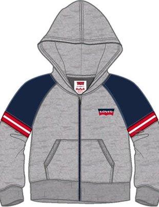 Levi's Levi's Sweater Hoodie Met Rits