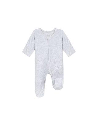 Absorba Absorba Pyjama Velours Gris Chine