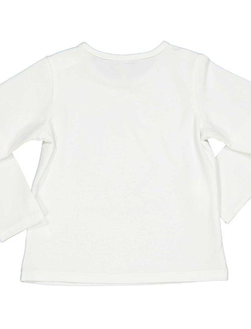 Birba Birba T-shirt Met Strikjes Mon Amour