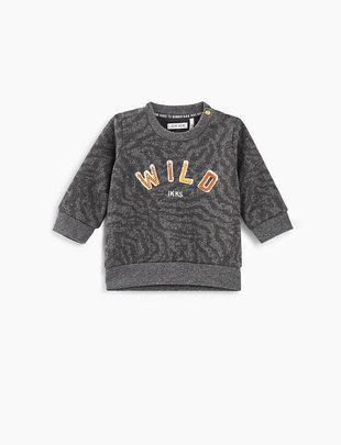 IKKS IKKS Sweater Wild Voor Jongens