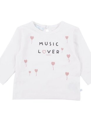 Bla Bla Bla Bla Bla Bla T-shirt Music Lover
