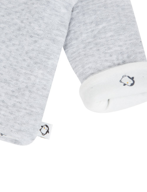 Absorba Absorba Setje omkeerbaar Sweater & Broek  Grijs