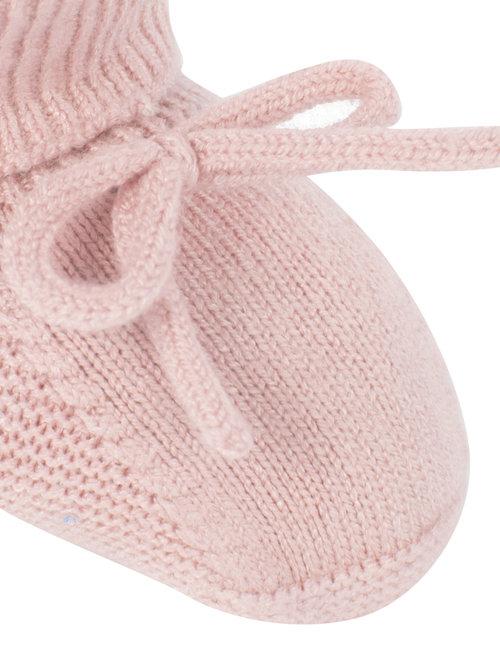 Absorba Absorba Sokken Gebreid Met Veters Roze