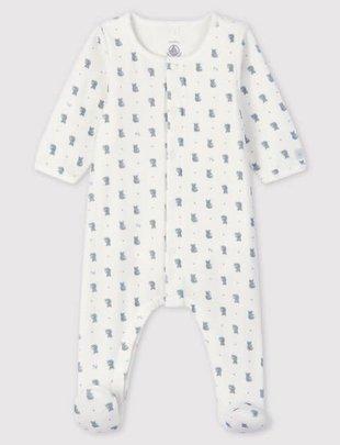 Petit Bateau Petit Bateau Pyjama Met Koalaprint