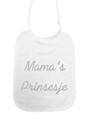 """Little Me Little Me Slab """"Mama's Prinsesje"""""""