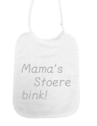 """Little Me Little Me Slab """"Mama's Stoere Bink"""""""