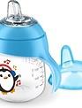 Avent Avent Lekvrije Beker Pinguins Blauw 12+