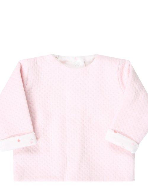 Absorba Absorba Setje omkeerbaar Sweater & Broek  Roze