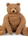 Childhome Childhome Teddybeer Zittend 100 Cm