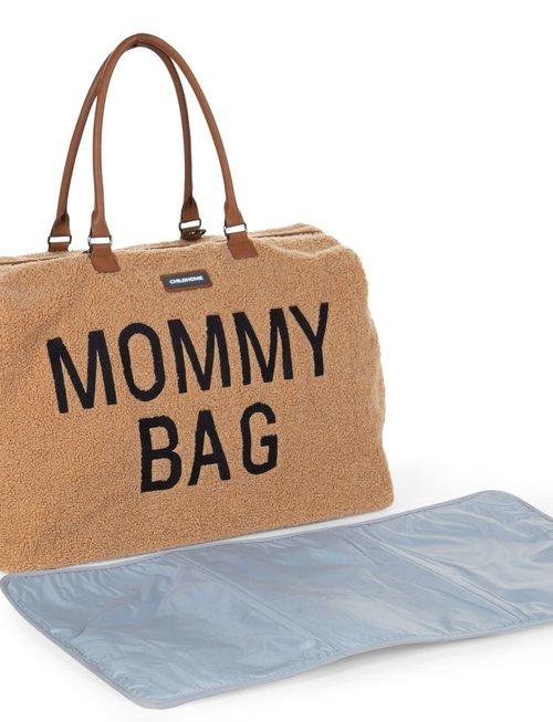 Childhome Childhome Mommy Bag Teddy Beige