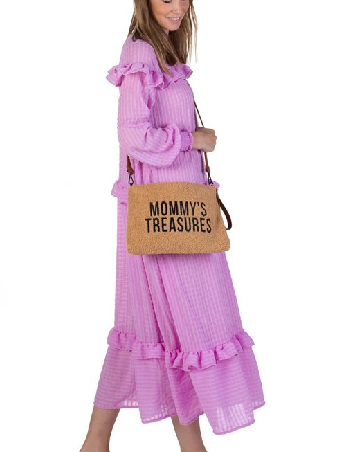 Childhome Childhome Mommy's Treasures Clutch Teddy Beige